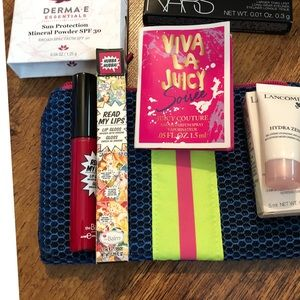 Other - Ipsy Bag with products